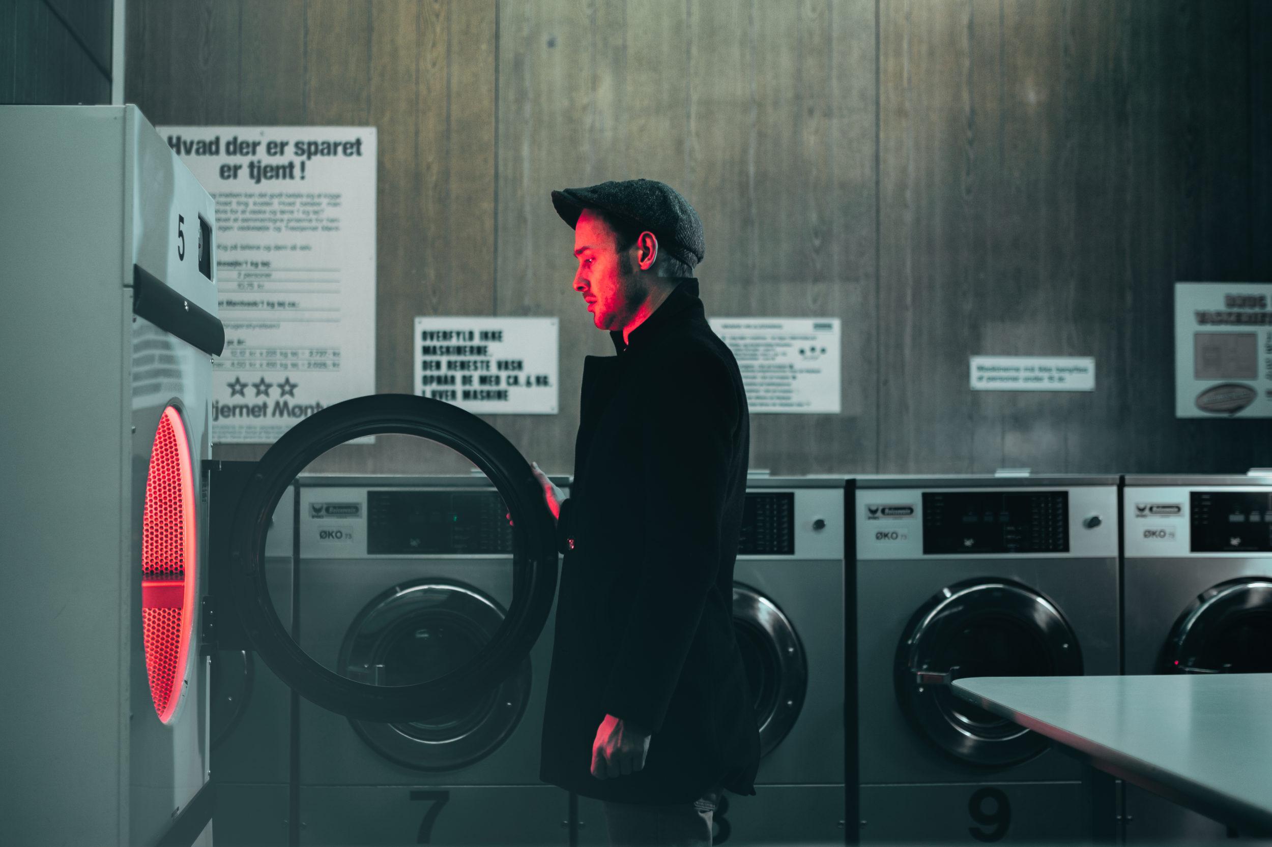 Møntvaskeri – Stefansgade